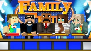Minecraft: FAMILY FEUD #2 | YOUTUBER EDITION!!