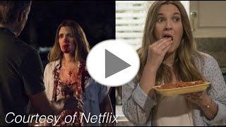 Santa Clarita Diet To Blend Suburbs, Humor, Gore On Netflix -  Santa Clarita