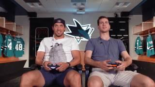 Dillon & Jones Play The Kings In NHL 17