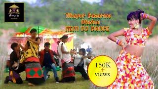 tharu dance full mix DJ tikapur bazarme dekhnu2015