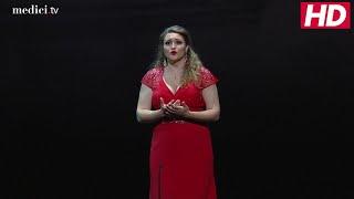 Plácido Domingo's Operalia 2017 - Oksana Sekerina (Birgit Nilsson Prize )