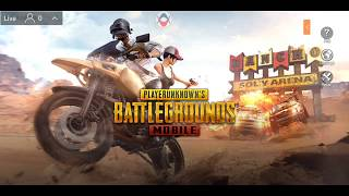 My PUBG Live stream with viewers