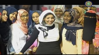 هاجر محمد حسن منتجة اغنية سودانية تعيد عليكم  و وصية لكل امرأة سودانية