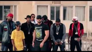 Arabic Hip Hop Rap Music - راب بحريني The Mystro.mp4