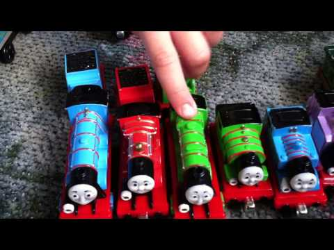 Thomas and Friends Train Collection Small but Cute