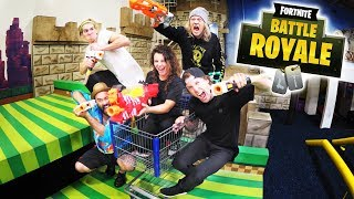 FORTNITE IN REAL LIFE - Dudesons Royale