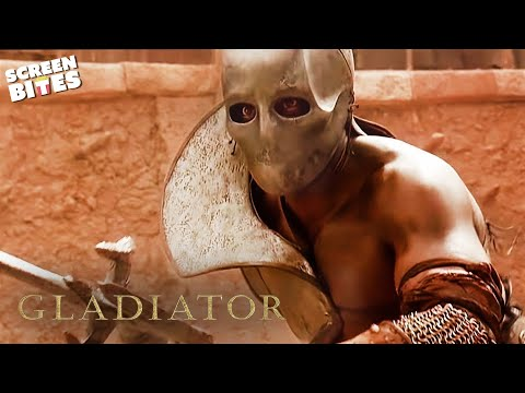 Xxx Mp4 Gladiator First Battle In The Arena Russell Crowe And Joaquin Phoenix 3gp Sex