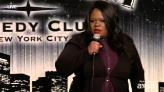 AXS TV Gotham Comedy Live Yamaneika Saunders
