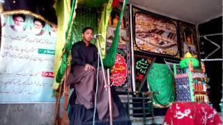 Molana Mohd Khizr Baqir Majlisi 7th Moharram Majalis Ekrotiya Sadat
