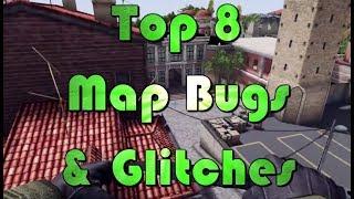 Zula - TOP 8 MAP BUGS, GLITCHES & TEAM BOOSTS - Kill Behind Walls!