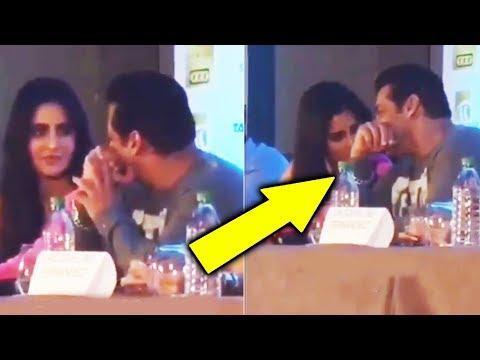 Katrina ने किया Salman Khan को इस कदर KISS के खुल गया इनके प्यार का राज