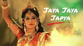Star Jalsha Mahalaya 2013  Jaya Jaya Japya song