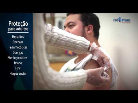 Vacinação em Adultos Clínica Pró Imune