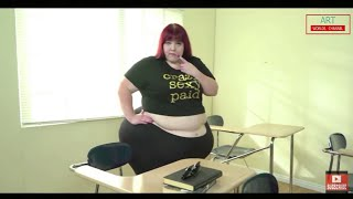 SSBBW trying to sit