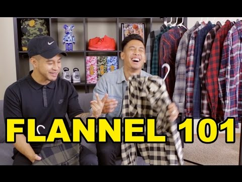 EVERYTHING YOU NEED TO KNOW ABOUT FLANNELS