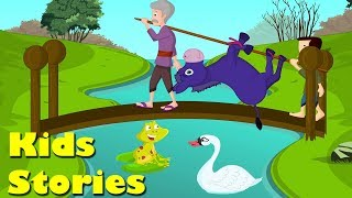 Short Stories For Kids | Popular Bedtime Stories For Toddlers | English Story Collection