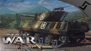 5v5 Massive Underdog Battle  - Men of War: Assault Squad 2 Robz Mod Multiplayer Gameplay
