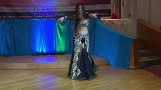 Tais Nonko Belly Dancer Raks Sharki - Cairo by Cyprus 2018