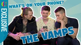 The Vamps | First Last or Scroll?