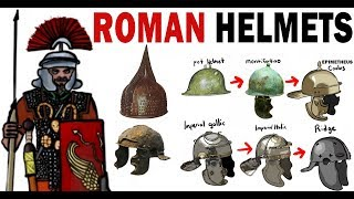 The Ancient Roman Helmet