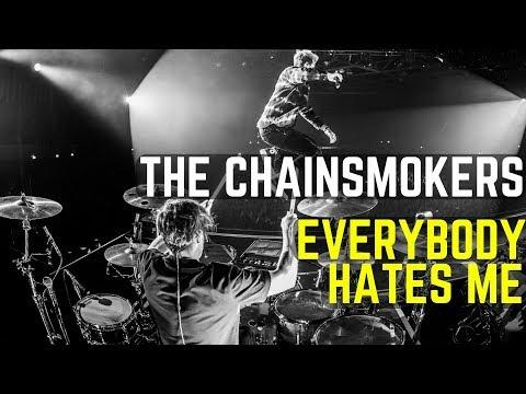 Xxx Mp4 The Chainsmokers Everybody Hates Me Matt McGuire Drum Cover 3gp Sex