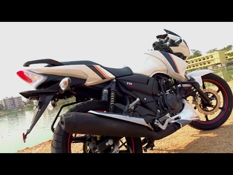 Apache RTR 160 BS4 2017 First Ride Review, Walkaround, All You Need to Know