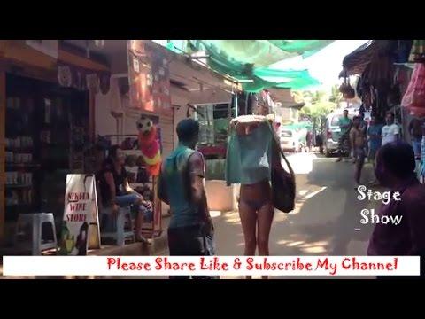 Xxx Mp4 Viral Video विदेशी लड़की ने खेली सेक्सी होली 2017 Tourist Girl Playing Sexy Holi In Goa 3gp Sex