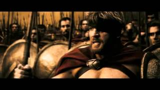 300 - Escena final (Discurso Dilios) [HD]