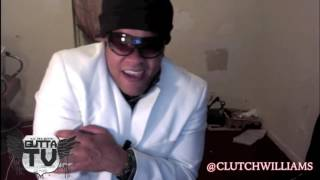 Ray Charles Does The Soulja Boy Challenge (Clutch Williams)