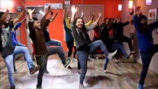 5 TARA | DILJIT DOSANJH | lyrical BHANGRA | RIPANPREET SIDHU |THE DANCE MAFIA,