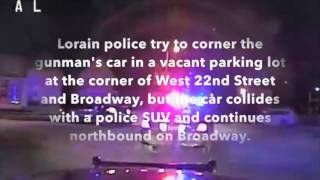 Lorain Police Chase
