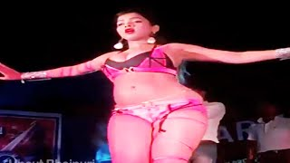 Neha Arkestra Stage Dance On Bhojpuri Song in Bihar