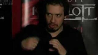Alexandre Astier nous parle de Goldorak