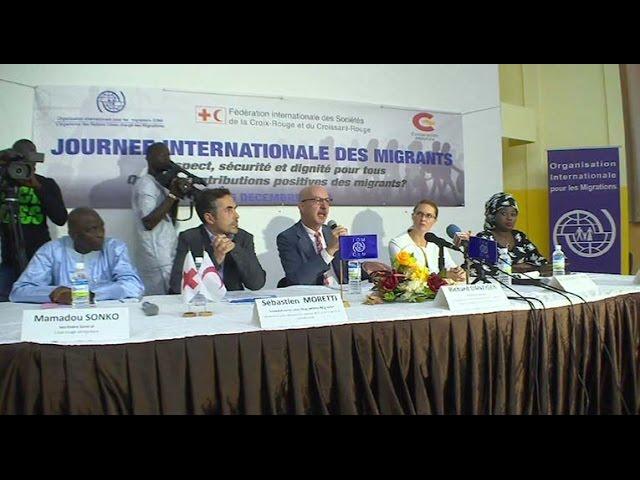 16 décembre: Journée Internationale des Migrants