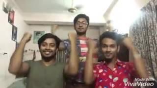 Deshi gay || bangla version of churi jo khanke||  funny video