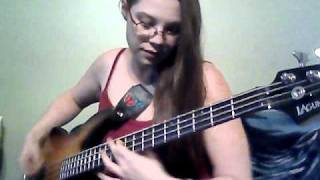 Bass Cover of Cumbersome by Seven Mary Three