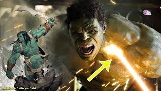 10 اسرار عن البطل الخارق هالك Hulk تخفيها عنا شركة Marvel