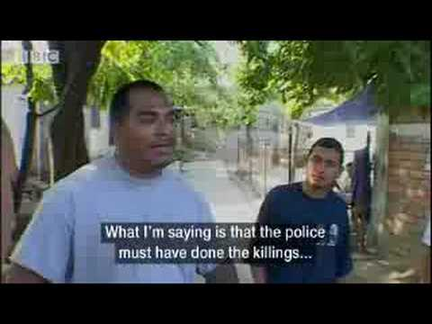 El Salvador Gang crime and homicide Holidays in the Danger Zone America Was Here BBC travel & politics