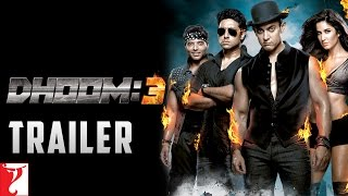 DHOOM:3 - Trailer with English Subtitles