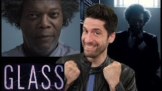 Glass -Trailer (My Thoughts)