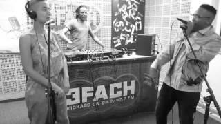 Batuk - Move! / Puta (Live @ Radio 3FACH)