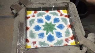 Cement Tile Shop - Handmade Production Process