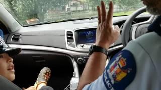 Police Car for Children