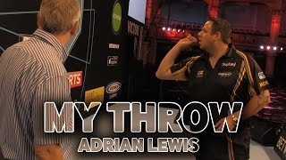 How To Play Darts | 'My Throw' With Two-Time World Champion Adrian Lewis!