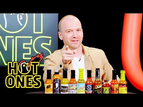 Xxx Mp4 Season 6 Hot Sauce Lineup REVEALED Hot Ones 3gp Sex