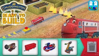 Chuggington Ready to Build - Help Wilson Extinguish The Fire