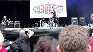 Loudness - Heavy Chains live @ Hellfest 2016 (France)