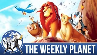 Best Disney Movies (That Mason Hates) - The Weekly Planet Podcast
