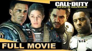 Call of Duty: Infinite Warfare (PC) - Full Movie - Gameplay Walkthrough [1440p 60fps]