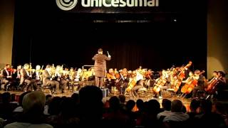 1. F. SUPPÉ: Abertura Cavalaria Ligeira - Orquestra Filarmônica Unicesumar - OFUC